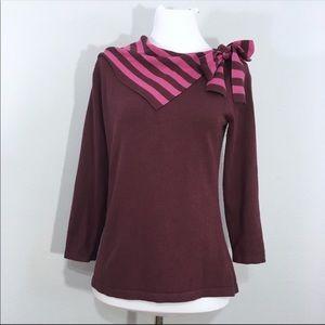 HWR Anthropologie sweater